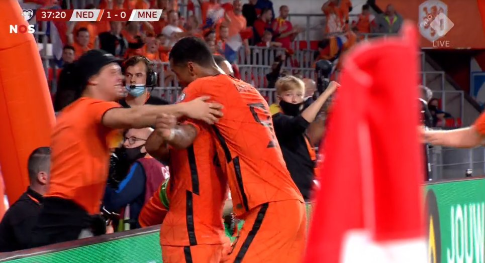 Sigue el directo de la quinta jornada de clasificación para Catar 2022