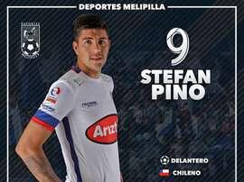 Rueda llamó a Stefan Pinp. CDMelipilla