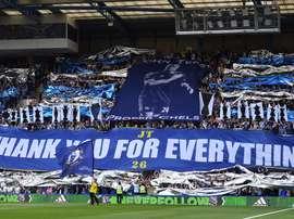Como bem expresso pela torcida 'blue': Obrigado por tudo, John Terry. Twitter