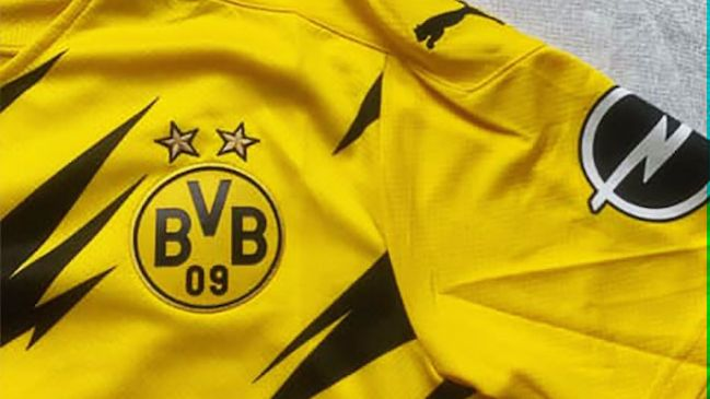 Possible Dortmund Top That Looks Like A Pokemon Besoccer