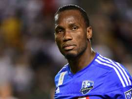 Drogba will retire from playing in 2018. AFP