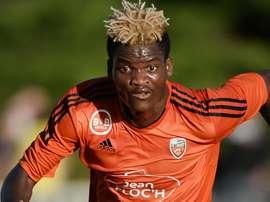 Ndong, nuevo jugador del Sunderland. Girondins