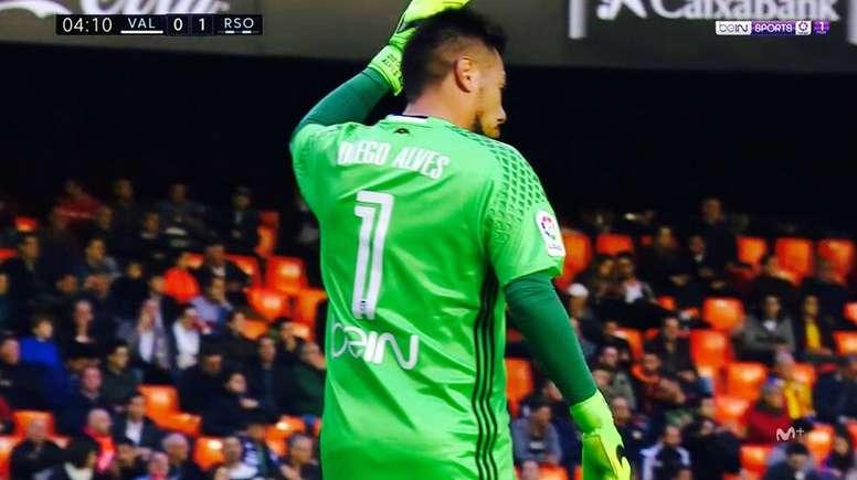 Alves pidió perdón. beINSports