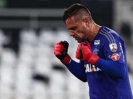 Diego Alves tiene contrato con Flamengo hasta 2020. Twitter/FlamengoNumeros
