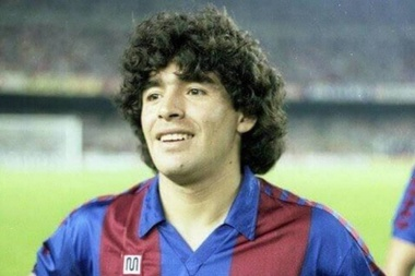 Maradona e la confessione sulla droga. EFE
