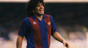 Maradona levantou o Bernabéu. LaDeport