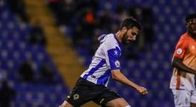 Diego Benito explicó las necesidades del Hércules. Twitter/DiegoBenito