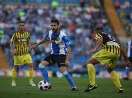 Diego Benito firmará un nuevo contrato con el Hércules. HérculesCF