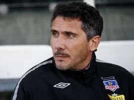 Diego Cagna será el nuevo entrenador de San Martín de Tucumán. AFP/EFE