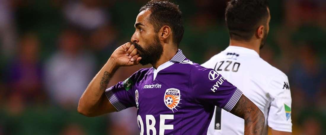 Perth Glory's top-four hopes hit. PerthGlory