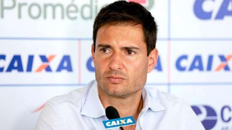 Palmeiras quiere hacerse con Diego Cerri. Bahía