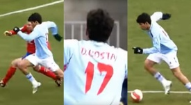 Diego Costa se enfrentará a su pasado. Capturas/Canal+