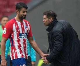 A new striker will arrive. EFE
