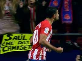Diego Costa marcou o segundo gol da partida. Captura/ESPN