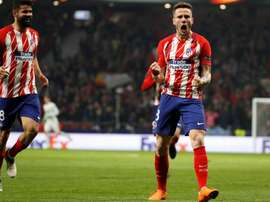 L'Atlético n'écarterait pas le vente de joueurs importants, selon 'Marca'. EFE