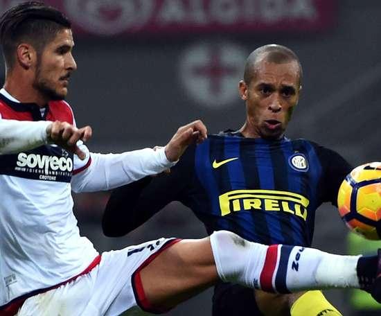 Falcinelli podría regresar al Sassuolo. UEFA