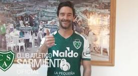 Sarmiento anuncia el regreso de Diego Chávez. CASarmiento