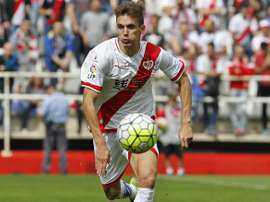New player appointed at Real Sociedad: Diego Llorente. Rayo Vallecano