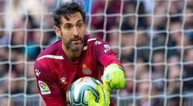 El Espanyol solo ha encajado diez goles en 21 partidos. EFE
