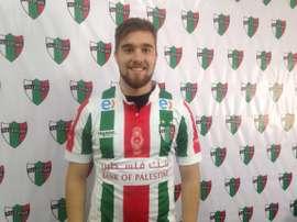 Diego Oyarzún abandona al Palestino. Palestino