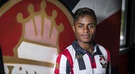 Diego Palacios y un Mundial que le asentará en Europa. WillemII