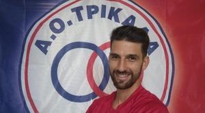 Diego Pelaez évoque son confinement en Grèce. AOTrikala