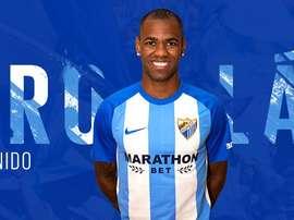 Diego Rolan rejoint Malaga. MalagaCF
