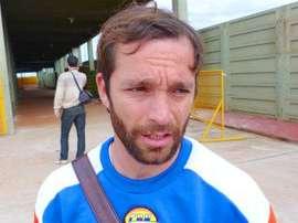 Diego Torres vuelve a casa. AlmiranteBrown