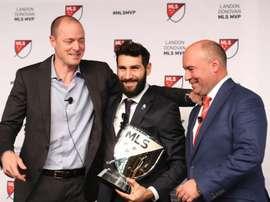 Valeri quiere acabar su carrera en la Liga Estadounidense. MLS