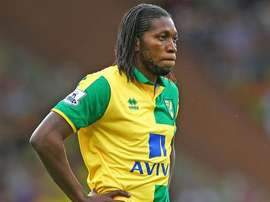 Dieumerci Mbokani no longer wants to represent his country in football. Twitter