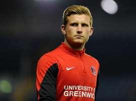 Dillon Phillips ha firmado su contrato profesional con el Charlton Athletic. CAFC