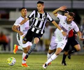 Botafogo sigue apuntalando su plantilla. Botafogo