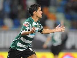 Diogo Salomao agradece al Sporting de Lisboa las oportunidades brindadas. Twitter