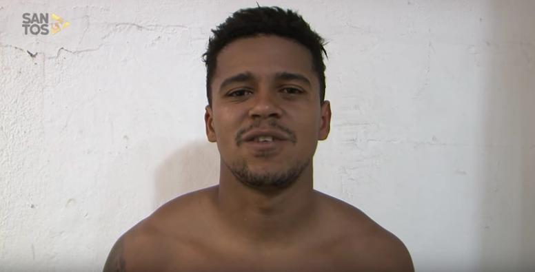 Perla para la cantera blanca. Youtube/SantosFC