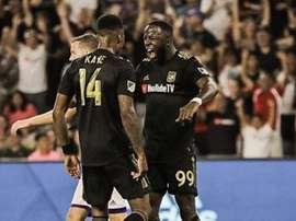 Diomande ha recuperado el gol en Estados Unidos. Instagram/diomxnde