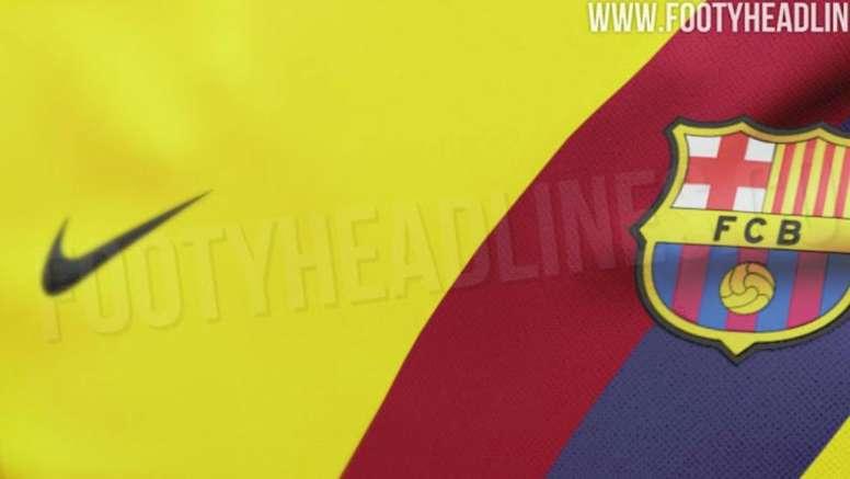 Barça para la temporada 2019-2020. FootyHeadlines
