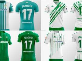 Linda homenagem do Real Betis. Captura/RealBetis