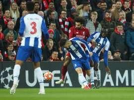 Les compos probables du quart retour de C1 entre Porto et Liverpool. FCPorto