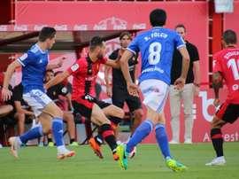 Los mallorquines eliminaron al Oviedo en la segunda ronda. Twitter/RCD_Mallorca