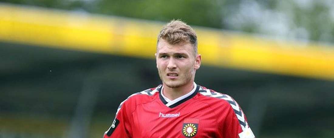 Dittgen, nuevo jugador del Kaiserslauten. Liga3