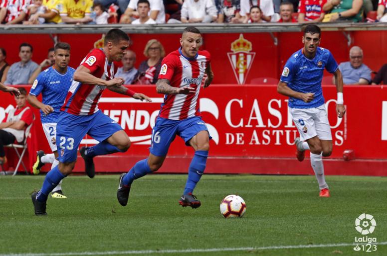 Uros Djurdjevic causará baja en Las Palmas. LaLiga