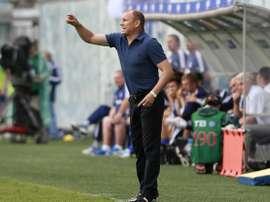 El padre de Cheryshev encuentra equipo. EFE