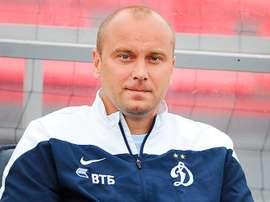 Dmitri Khokhlov, nuevo técnico del Dinamo de Moscú. Championat