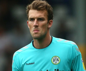 Doidge will become a 'Wanderer' in January. Twitter/OfficialBWFC