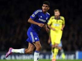 Solanke a débuté avec Chelsea avant d'être cédé sans succès au Vitesse Arnhem. ChelseaFC
