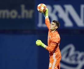 Manchester United escolhe substituto de De Gea. GNKDinamo