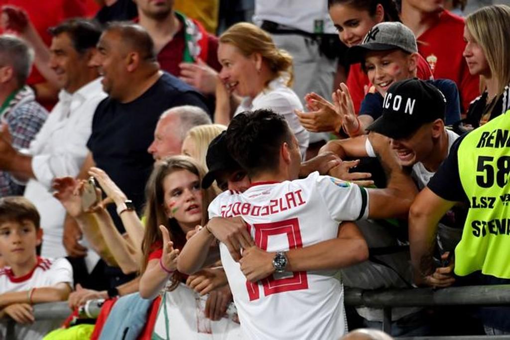 Szoboszlai, el héroe húngaro que toca a la puerta del Real Madrid