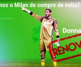 Os 'rossoneri' estão a preparar-se para voltar a lutar por grandes coisas em Itália. BeSoccer