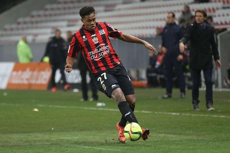 Dorian Caddy jugará cedido hasta final de temporada en el Clermont, de la Ligue 2. OGCNice