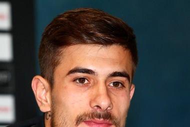 Il a hâte d'évoluer avec Vinicius Jr et Zinedine Zidane. EFE